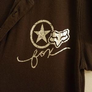 Fox Tops - Collard Shirt